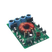 HP-8 Car Amplifier Boost Step Up Board 12V Swtich Power Supply 1200W Assembled Board B Type Luxury Configuration