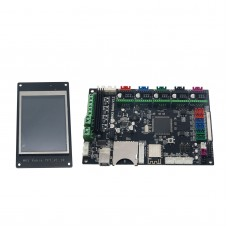 3D Printer Motherboard 32bit ARM with MKS Robin STM32 TFT Touch Screen Module for DIY