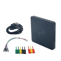 DSLogic Portable Logic Analyzer 50M Bandwidth 200M Sampling USB Power Supply 16G Basic Edition