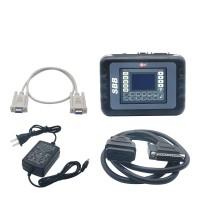 SBB V33.02 Auto Car Key Maker Remote Programmer Transponder Immobilizer Multi language V33.02 Support Set