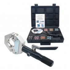 1500 Hydra-Krimp A/C Hose Hydraulic Crimper Kit Air Conditioning System Hose Fittings Crimping Tool Set