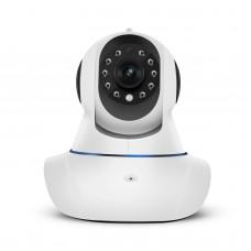 C7825WIP 720P HD Wifi IP Wireles Security Camera Pan Rotate Tilt Memory Storage IR Cut Night Vision Audio Record Indoor