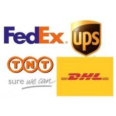 DHL Fedex UPS UBI TNT Express Shipping Fee Link