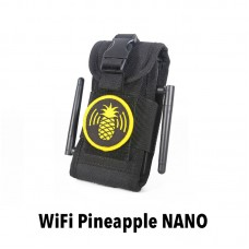 Hak5 WiFi Pineapple NANO Portable Dual Antenna Wireless Network Audit Tool Tactical Edition