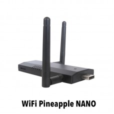 Hak5 WiFi Pineapple NANO Portable Dual Antenna Wireless Network Audit Tool Basic Edition