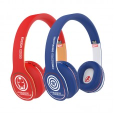 Marvel Wireless Music Video Headset Sports Running Touch Operation