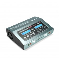 SKYRC D400 Ultimate Duo 400W AC DC Balance Charger Discharger Power Supply