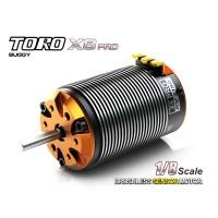 Toro X8 PRO SK-400009-11-12 Brushless Sensor Motor 1/8 Scale 12 Slot Stator