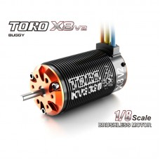 TORO X8 V2 SK-400010-10-11 Brushless Sensor Motor 1/8 Scale 18 Slot Stator