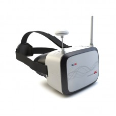 SKYRC HD FPV Goggles Video Glasses Headset 1024x600 Dual Video Receiver