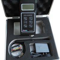 SJ700 Digetal Guass meter Static Magnetic Field Tesla Tester 0-200Mt-2000mT with Adapter