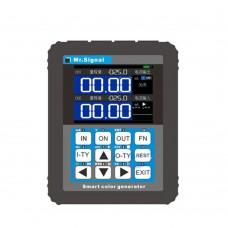 4-20mA Calibration Current Voltage Signal Pressure Transmitter USB Port Recharge