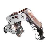 Abb Industrial Robot A528 Mechanical All Alloy Manipulator Robot Arm Rack