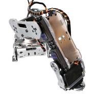 Abb Industrial Mechanical Alloy Manipulator Robot Arm Rack + 5 MG966R Servos Steering Wheels