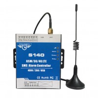 GSM/4G RTU SMS Alarm Controller Automatic Hydrological Monitoring Water Level Tank Pump S140