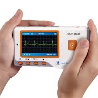 HEAL FORCE PRINCE 180B Handheld Easy ECG EKG Portable Heart Monitor Software USB