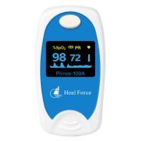 Prince-100A Finger Pluse Oximeter Blood Oxygen Monitor Heart Rate Patient Sensor Saturation Calibratorrs