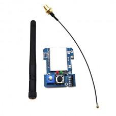 2.4G CC2500 A7105 Flysky Frsky Devo DSM2 Multiprotocol TX Module With Antenna