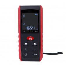 KXL-E60 Digital Laser rangefinder Distance Meter Range Finder Area Volume Measurement with Angle Indication 60 M