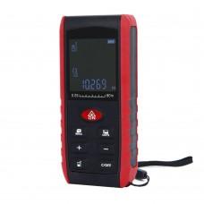 KXL-E80 Digital Laser rangefinder Distance Meter Range Finder Area Volume Measurement with Angle Indication 80 M