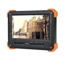"""X41TAC V5.4 7"""" LCD HD-TVI 3.0 +AHD 2.0+CVI+HDMI+VGA+CVBS Camera Video Test Tester"""