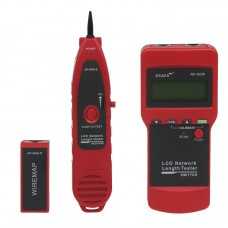 NOYAFA NF-8208 LCD Display Network LAN Cable Tester Wire Tracker Tracer Length