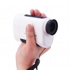 KXL-Q600 Handheld Telescope Range Finder Laser Rangefinder LCD Display Distance Meter Golf Hunting Monocular