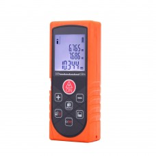 KXL-Q150 Laser Distance Meter 150M Rangefinder Range Finder Digital Tape Ruler Measure Area Volume Tool
