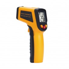 TN400 LCD Digital Laser Infrared Thermometer Temperature Tester IR Laser Pyrometer Gun Range -50 to 400C