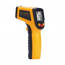 TN600 LCD Digital Laser Infrared Thermometer Temperature Tester IR Laser Pyrometer Temperature Gun Range -50 to 600C