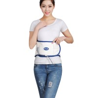 Lumbar Traction Belt Pain Lower Massager Medical Decompression Back Belt  Device Back Brace Supports Health Monitors