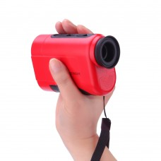 KXL-Q900S 900m 6X Digital Distance Meter Telescope Angle Height Measurer Golf Hunting Rangefinder Laser Range Finder