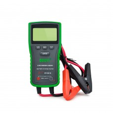 Duoyi DY2015 Electric Vehicle Battery System Tester Capacity Tester 12V 60A Charging Meter