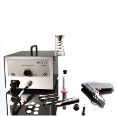 AOYUE I474A 220V Desoldering System + Electric Tin Absorb Gun Air Pump 60W