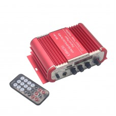 Karaoke Professional Power Amplifier Digital Audio Player with Remote Controller