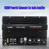 Car Audio Amplifier Board Power 12V 1000W Mono Powerful Bass Subwoofers Amp PA-80D