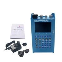 VNA HF VHF UHF UV Vector Network Analyzer Antenna Analyzer + 2 8