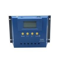 Y-SOLAR 80A Solar Charge Controller Panel Battery Regulator Dual USB Backlight LCD PWM