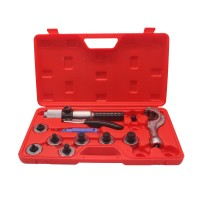 CT 300 Hydraulic Tube Expander 7 Lever Tubing Expanding Tool Swaging Kit HVAC Reamer Tools