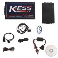 Updated V2.32 KESS V2 Hardware 4.036 Manager Driver Chip Tuning Kit  No Token Limitation