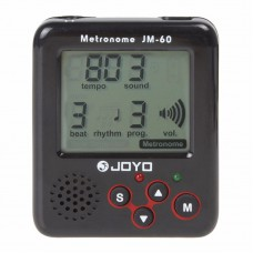 JM-60 Mini Metronome Nine Beat Tone Tuner for Violon Guitar