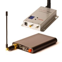 SS-1.3G-1W-L 1.2/1.3G 1W Proable Wireless Image Audio Video Transmitter Receiver