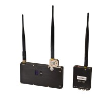 1.2G-2.3G 10W Microwave Enhance Repeater 1.3G-2.4G Wireless Audio Video Transmittion Signal Amplifier