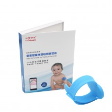Smart Digital Thermometer Bracelet Bluetooth 24 Hours Intelligent Monitoring for Baby
