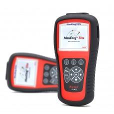 Autel Maxidiag Elite MD802 OBD2 Code Diagnostic Reader Auto Scanner for 4 systems