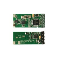 2.4G Wireles HDCD Audio Transmiter Receiver Transmission Module Testing Board