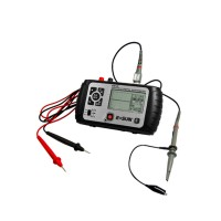2-In-1 Professional 25MHZ Pocket Handheld Digital Oscilloscope Scopemeter + Multimeter