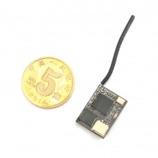 2.4G SP09X Micro DSM2 DSMX Satellite Receiver Compatible with DX6/DX6I/DX8/DX9 Remote Control