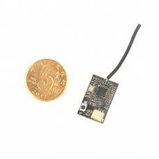 2.4G Micro Flysky Compatible Receiver AFHDS 2A IBUS PPM