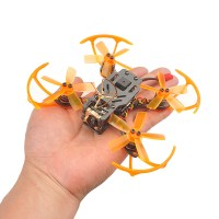 Happymodel Toad 90 Micro Brushless FPV Racing Drones F3 DSHOT Frsky Flysky DSM2 X BNF